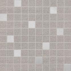Slimtech Basaltina | Mosaico inox sabbiata | Piastrelle/mattonelle per pavimenti | Lea Ceramiche