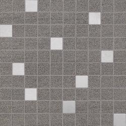 Slimtech Basaltina | Mosaico inox naturale | Floor tiles | Lea Ceramiche