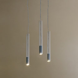 Tubo LED Suspension lamp | General lighting | FontanaArte