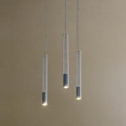 Tubo LED Lampada a sospensione | Illuminazione generale | FontanaArte