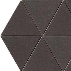 Slimtech Gouache.10 | Libeccio Black Stone | Piastrelle ceramica | Lea Ceramiche