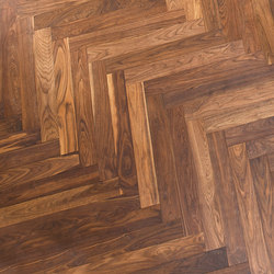 WALNUT USA Piccolino sanded | oiled natural | Wood flooring | mafi