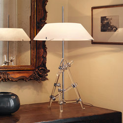 Ashanghai Table lamp | General lighting | FontanaArte