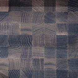 Domino ESCHE Vulcano geschliffen | weiß geölt | Holz Mosaike | mafi