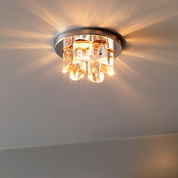 Diastema Recessed spotlight | General lighting | FontanaArte