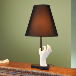 Mano table lamp | General lighting | FontanaArte