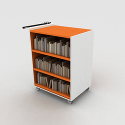 BK Trolley | Bücherwagen | IDM Coupechoux