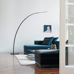 Yumi Floor lamp | General lighting | FontanaArte