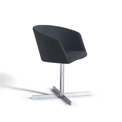 Moon Light 663 CRU | Visitors chairs / Side chairs | Capdell