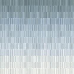 Slimtech I Wave blue b | Facade cladding | Lea Ceramiche