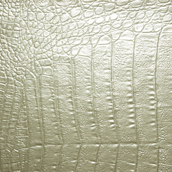 Croco FR Platino | Artificial leather | Dux International