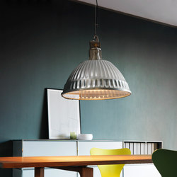 Pudding Suspension lamp | General lighting | FontanaArte