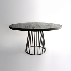 Wired Dining Table | Mesas comedor | Phase Design