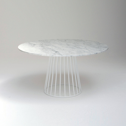 Wired Dining Table | Tavoli pranzo | Phase Design
