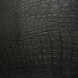 Croco FR Black | Artificial leather | Dux International
