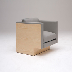 Archie Chair | Loungesessel | Phase Design
