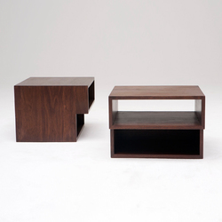Archie Bedside Table | Mesillas de noche | Phase Design