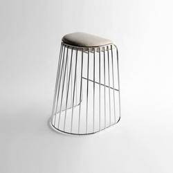 Bride´s Veil Barstool | Taburetes de bar | Phase Design