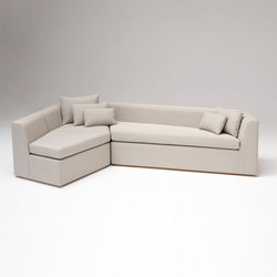 Pangaea Sectional | Sofas | Phase Design