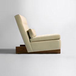 Trax Chair without Arms | Loungesessel | Phase Design