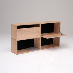 Junction Shelving | Bibliothèques | Phase Design