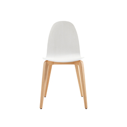 Bob Wood Chair | Restaurant chairs | ONDARRETA