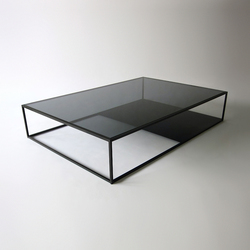 Half & Half Coffee Table | Tavolini salotto | Phase Design
