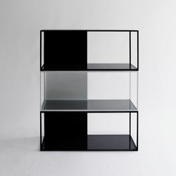Half & Half Shelving | Shelving systems | Phase Design