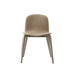 Bob XL Wood Chair | Restaurant chairs | ONDARRETA