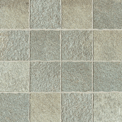 Tecnoquartz | Mosaico Anticato 7 Gneiss | Baldosas de suelo | Lea Ceramiche
