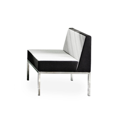 Cube | Modular seating elements | Martela