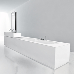 Makro Systems linear bath|wash basin | Free-standing baths | MAKRO