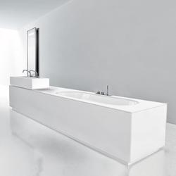 Makro Systems linear bath|wash basin | Baignoires ilôts | MAKRO
