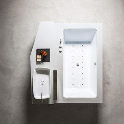 Bathtub - Washbasin System | Free-standing baths | MAKRO