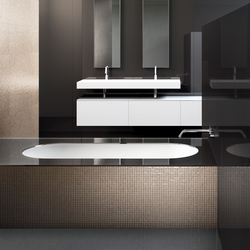 Eclettico | Built-in baths | MAKRO