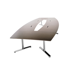 Travis | Multimedia conference tables | Wilkhahn