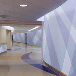 Helter Skelter | Wall protection | tela-design