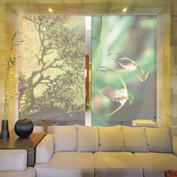 Jungle Life | Room divider systems | tela-design