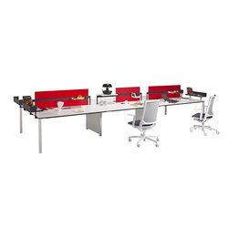 Barbari Operational Desk System | Desking systems | Koleksiyon Furniture