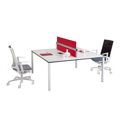 Barbari Operational Desk System | Desks | Koleksiyon Furniture