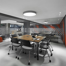 Barbari Operational Desk System | Meeting room tables | Koleksiyon Furniture