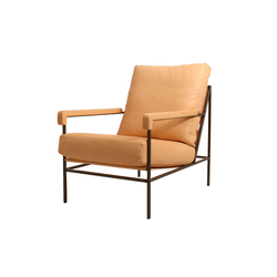 Seventy easy chair | Poltrone lounge | Jonas Ihreborn