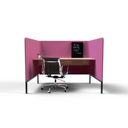 BuzziTemp | Individual desks | BuzziSpace