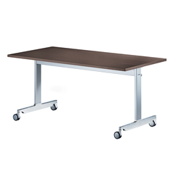 n_table with t-leg base | Elementi per tavoli conferenza | Wiesner-Hager