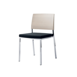 sign 2 chair | Sedie visitatori | Wiesner-Hager