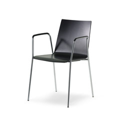 update_b Stacking chair | Sedie multiuso | Wiesner-Hager