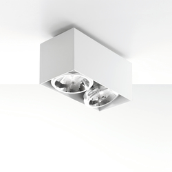 Duo Soffitto | Iluminación general | Omikron Design