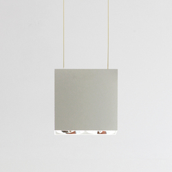 Hung | Suspended lights | Omikron Design