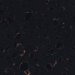 STARON® Mosaic blackbean | Rivestimento di facciata | Staron