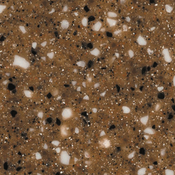 STARON® Pebble copper | Mineral composite panels | Staron